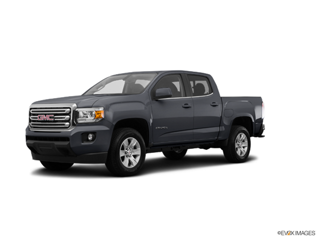 New Car 2017 GMC Canyon Crew Cab