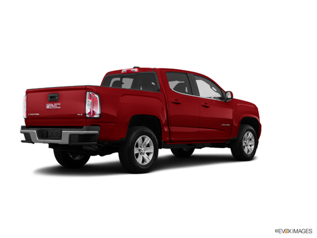 2017 gmc canyon crew cab new car prices kelley blue book. Black Bedroom Furniture Sets. Home Design Ideas
