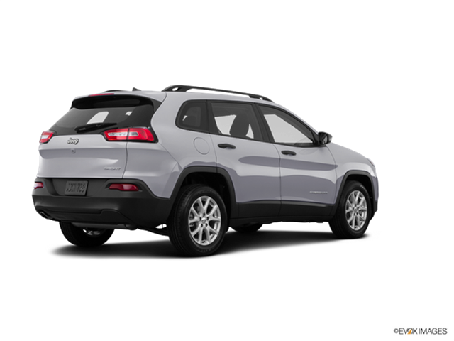 New Car 2017 Jeep Cherokee Sport Altitude