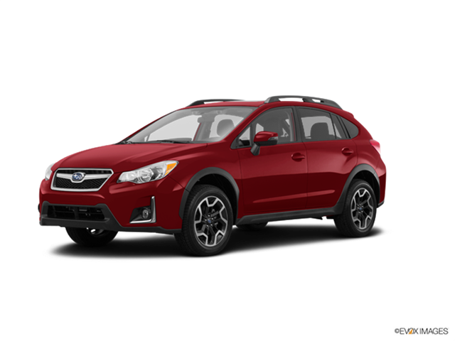 Most Fuel Efficient Crossovers of 2017 - 2017 Subaru Crosstrek