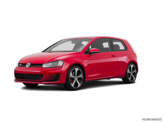 Best Safety Rated Hatchbacks of 2017 - 2017 Volkswagen Golf GTI
