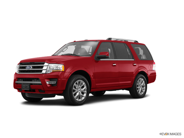 New Car 2017 Ford Expedition Limited