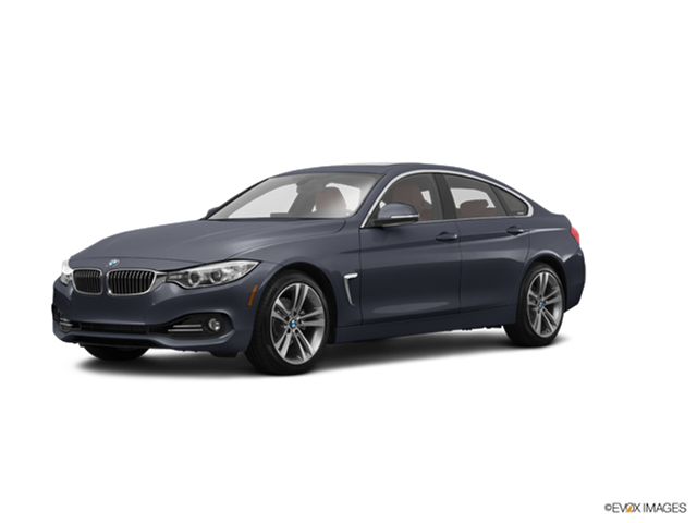 New Car 2017 BMW 4 Series 430i Gran Coupe