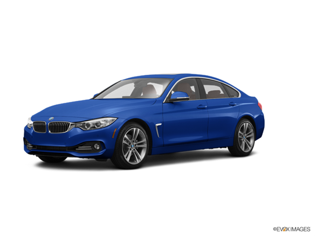 New Car 2017 BMW 4 Series 430i xDrive Gran Coupe