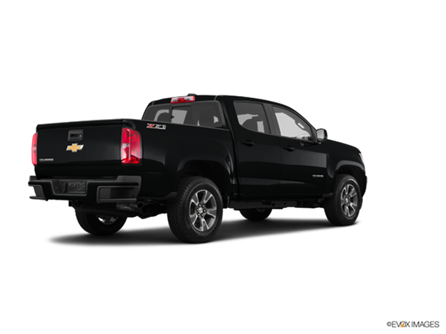 New Car 2018 Chevrolet Colorado Crew Cab Z71