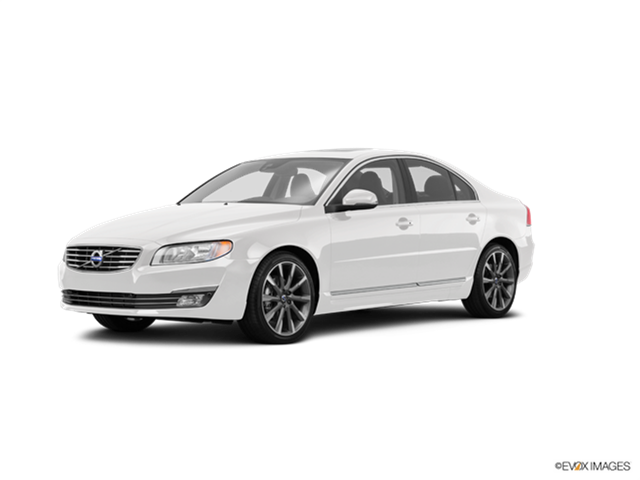 2016 Volvo S80 >> 2016 Volvo S80 Kelley Blue Book