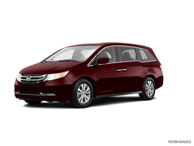 Most Popular Vans/Minivans of 2017 - 2017 Honda Odyssey