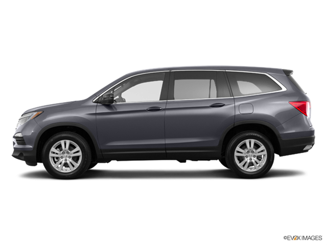 Photos and Videos 2016 Honda Pilot Crossover Colors  Kelley Blue