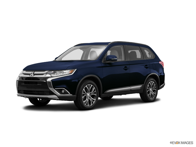 New Car 2017 Mitsubishi Outlander ES