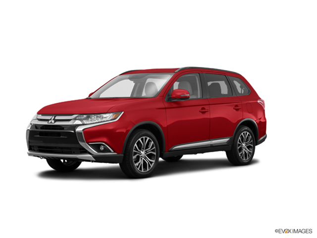 Best Safety Rated Crossovers of 2017 - 2017 Mitsubishi Outlander