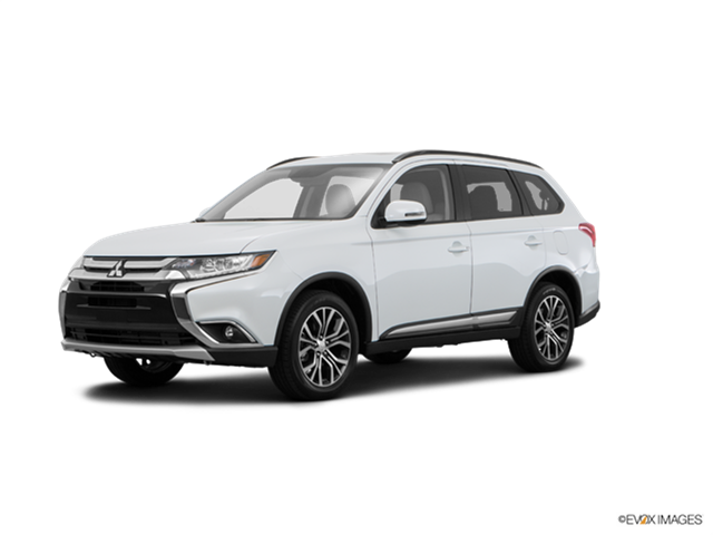 Photos and Videos: 2015 Mitsubishi Outlander SUV History in Pictures - Kelley Blue Book