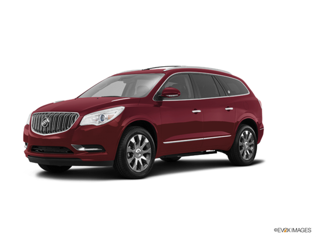 Most Popular SUVs of 2016 - 2016 Buick Enclave