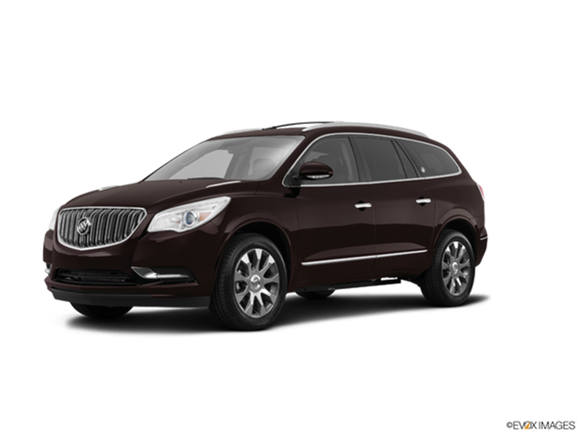 Best Safety Rated Crossovers of 2016 - 2016 Buick Enclave