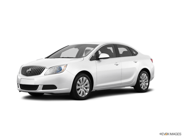 New Car 2017 Buick Verano