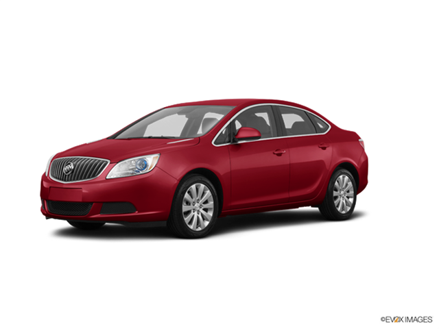 Best Safety Rated Luxury Vehicles of 2017 - 2017 Buick Verano