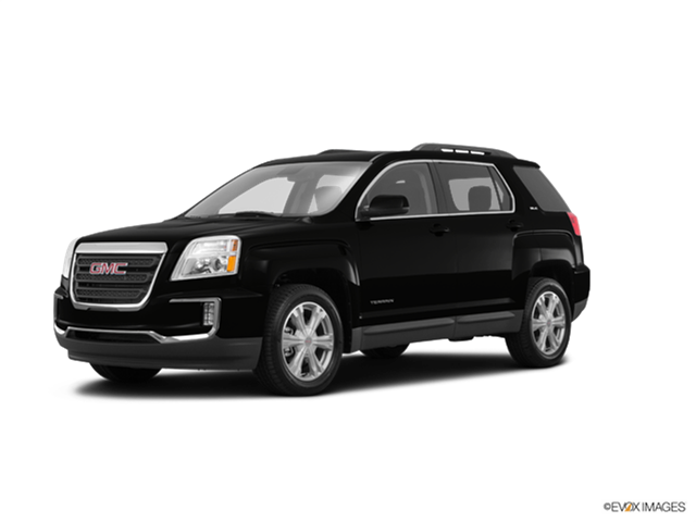 Most Popular SUVs of 2016 - 2016 GMC Terrain