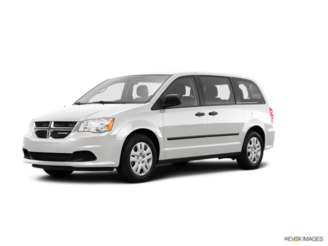Blue Book Used Car Prices >> 2016 Dodge Grand Caravan Passenger - Kelley Blue Book
