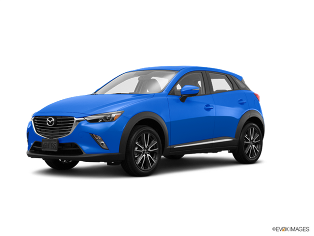 New Car 2017 Mazda CX-3 Grand Touring