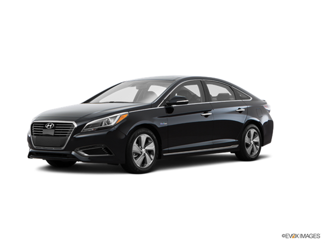 Best Safety Rated Hybrids of 2017 - 2017 Hyundai Sonata Hybrid
