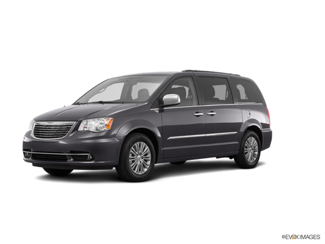 Best Safety Rated Vans/Minivans of 2016 - 2016 Chrysler Town & Country
