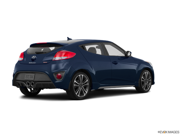 New Car 2017 Hyundai Veloster Turbo