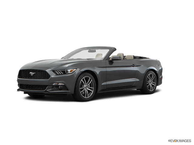 Top Expert Rated Convertibles of 2017 - 2017 Ford Mustang