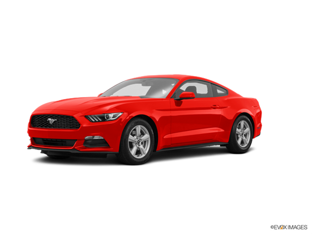 New Car 2017 Ford Mustang V6