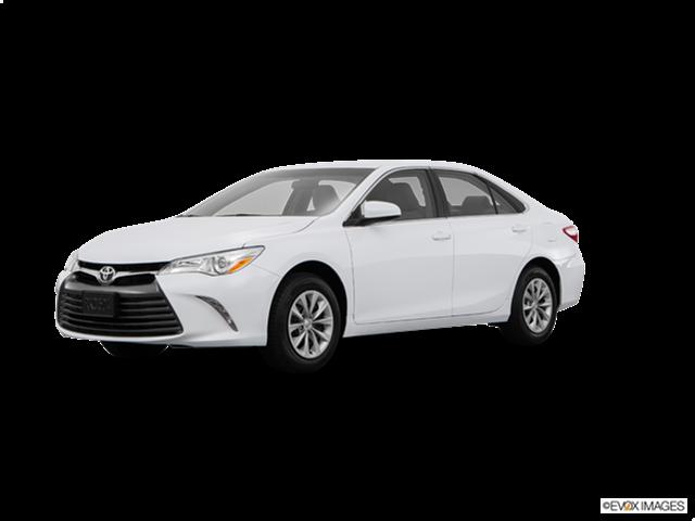 2017 Toyota Camry - Kelley Blue Book