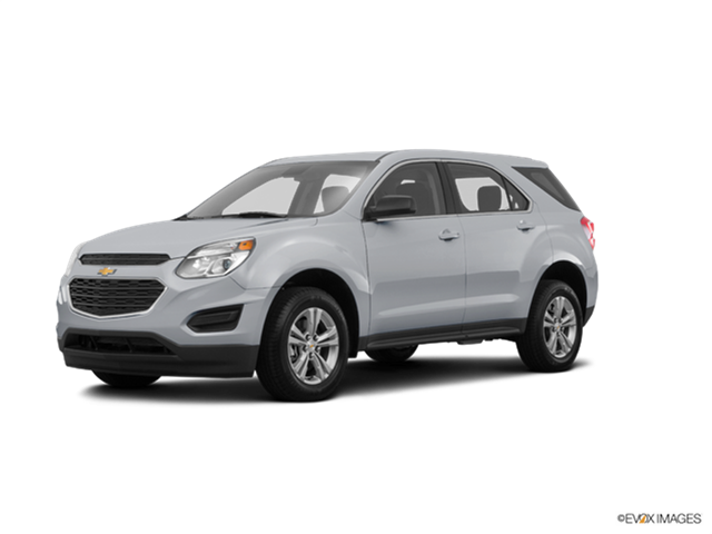 Most Popular Crossovers of 2016 - 2016 Chevrolet Equinox