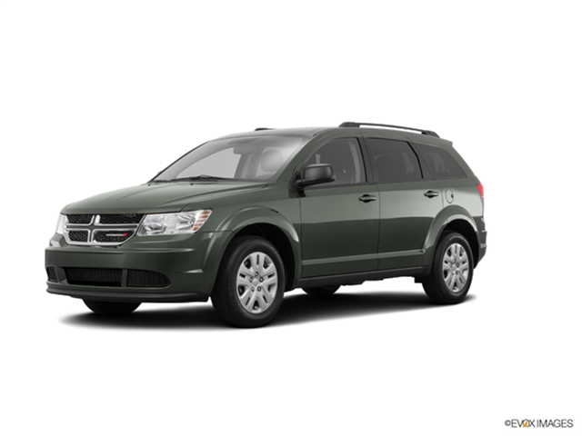 New Car 2018 Dodge Journey SE