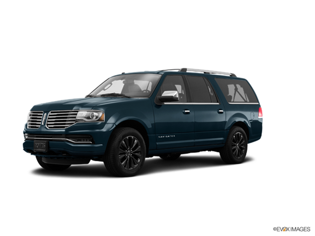 Best Safety Rated SUVs of 2017 - 2017 Lincoln Navigator L