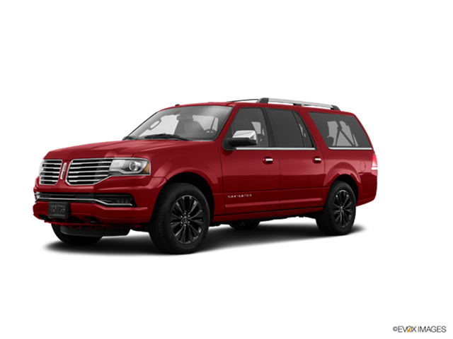 Best Safety Rated Luxury Vehicles of 2017 - 2017 Lincoln Navigator L