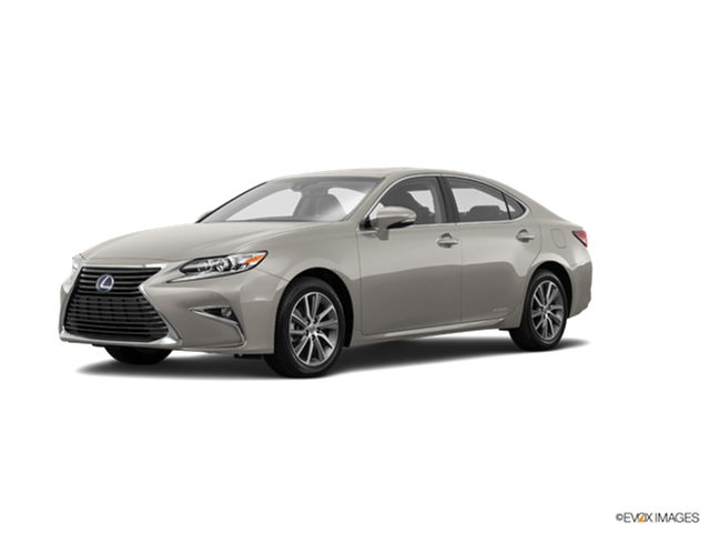 Best Safety Rated Hybrids of 2016 - 2016 Lexus ES