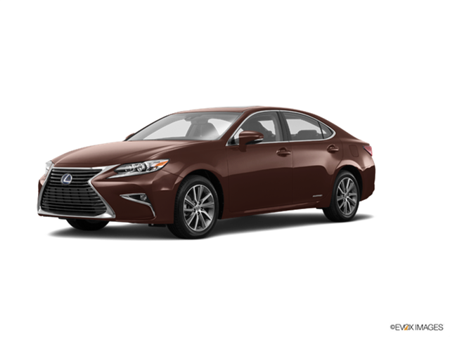 Best Safety Rated Hybrids of 2017 - 2017 Lexus ES