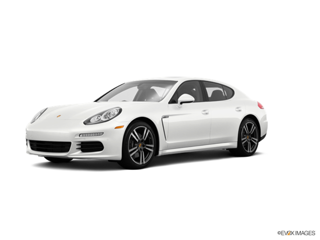 2016 porsche panamera kelley blue book