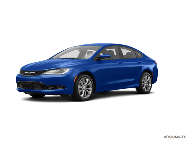 Best Safety Rated Sedans of 2017 - 2017 Chrysler 200