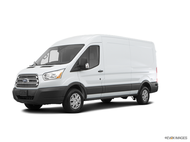 Ford Transit 350 >> 2016 Ford Transit 350 Hd Van Kelley Blue Book
