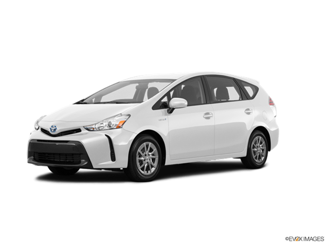 Most Fuel Efficient Wagons of 2016 - 2016 Toyota Prius v