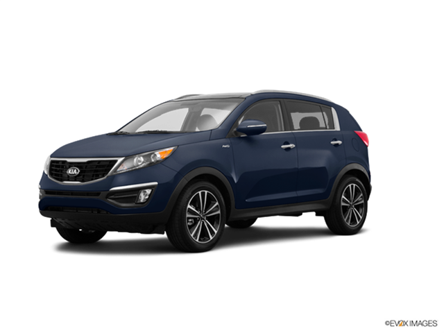 Best Safety Rated SUVs of 2016 - 2016 Kia Sportage