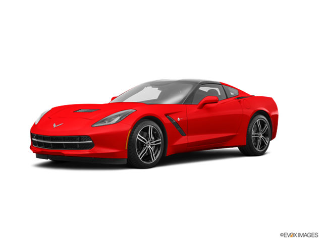 Top Consumer Rated Coupes of 2017 - 2017 Chevrolet Corvette