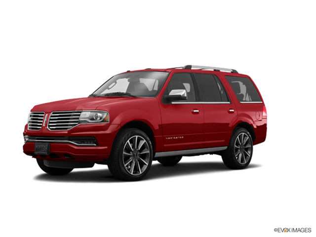 Top Consumer Rated SUVs of 2016 - 2016 Lincoln Navigator