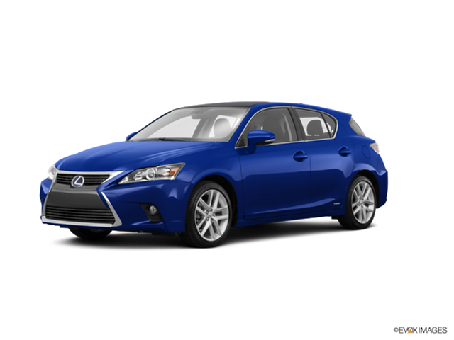 Top Expert Rated Hatchbacks of 2016 - 2016 Lexus CT