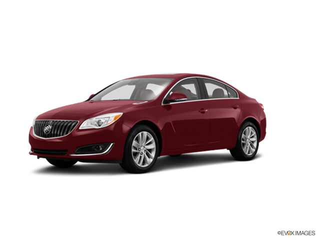 Best Safety Rated Sedans of 2016 - 2016 Buick Regal