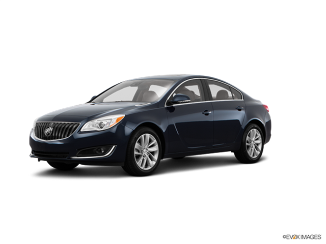New Car 2017 Buick Regal Premium II