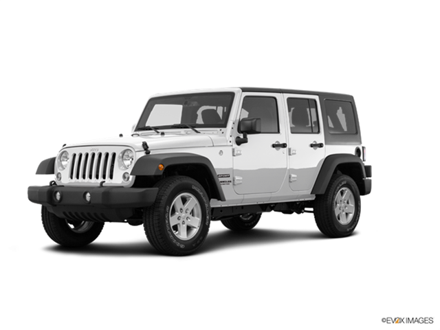New Car 2017 Jeep Wrangler Unlimited Sport