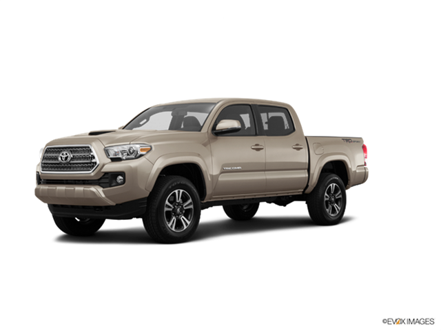 Top Expert Rated Trucks of 2017 - 2017 Toyota Tacoma Double Cab