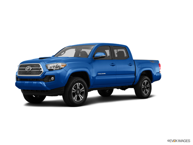 2017 toyota tacoma double cab trd pro new car prices kelley blue book. Black Bedroom Furniture Sets. Home Design Ideas