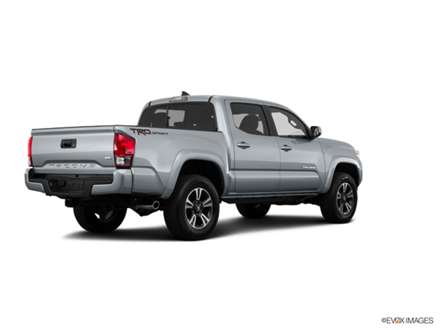 New Car 2017 Toyota Tacoma Double Cab TRD Sport