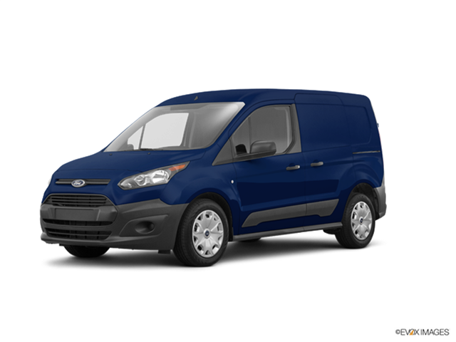 New Car 2018 Ford Transit Connect Cargo XL