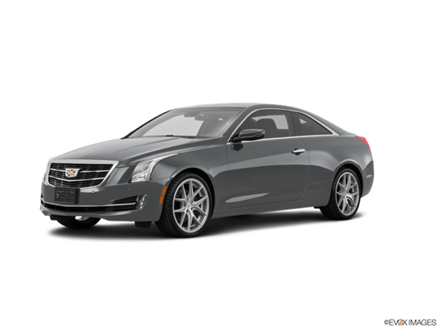 Most Popular Coupes of 2017 - 2017 Cadillac ATS
